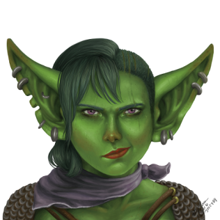 Goblin Tinker portrait - Copy
