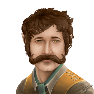 hobbit portrait - Copy