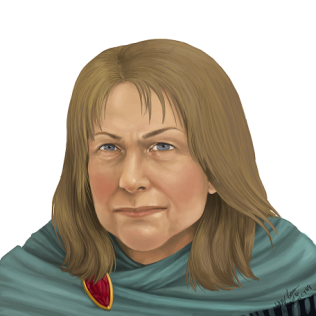 older lady portrait - Copy